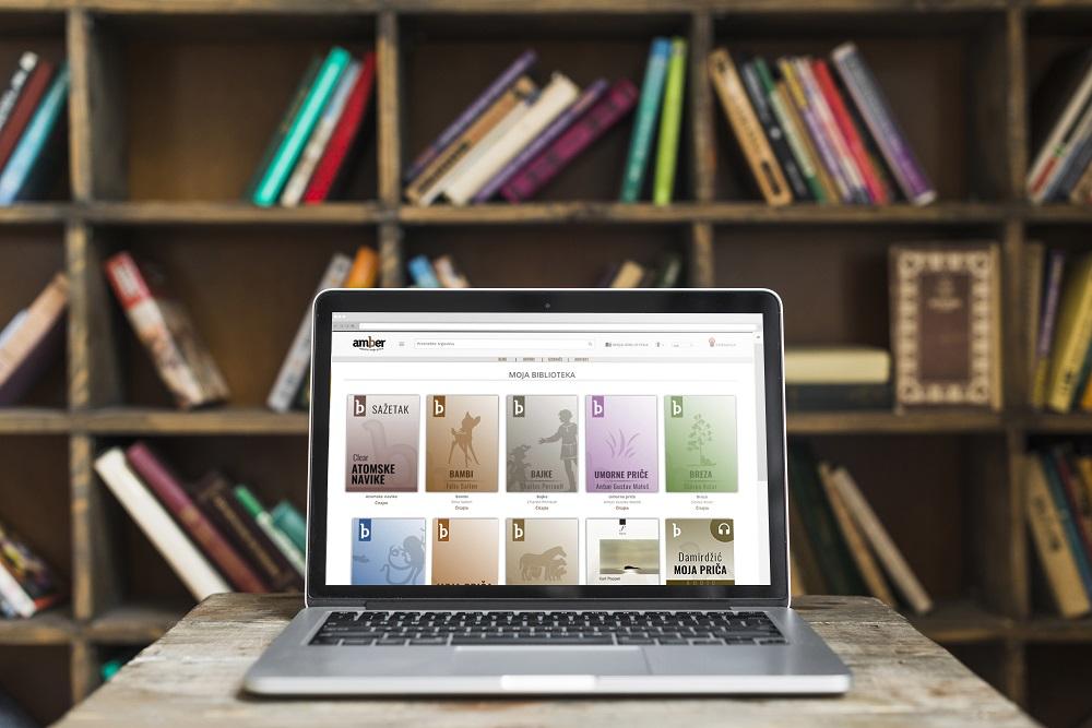 Amber Online knjižara i biblioteka